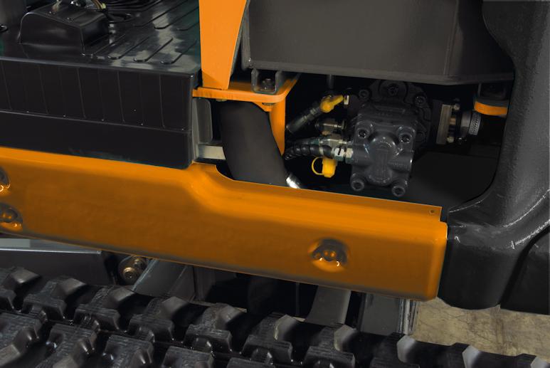 KATO 17 VXE Minibagger Details