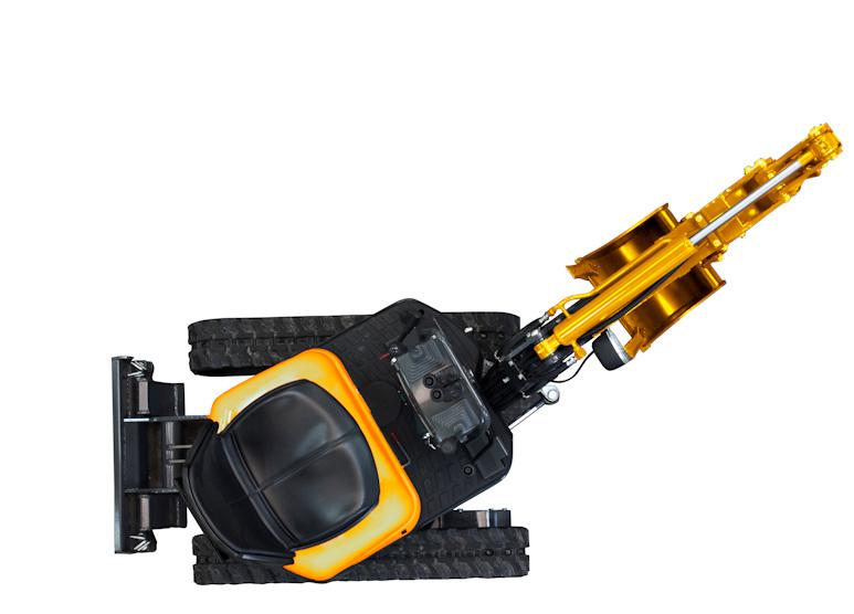 KATO 9VXE Minibagger