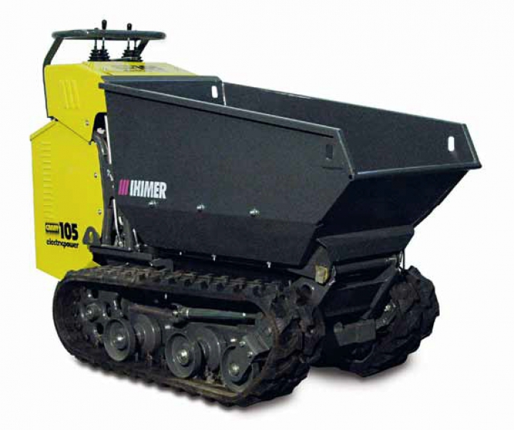 KATO IMER Carry 105 electricpower Raupendumper
