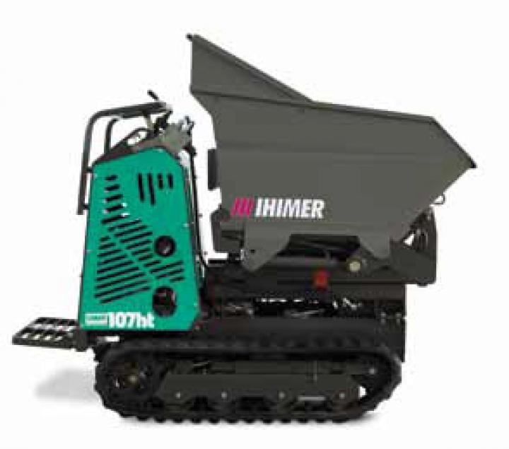 KATO IMER Carry 107 ht Raupendumper-Hochkipper