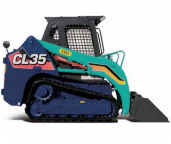 KATO IMER CL35 Kompaktlader