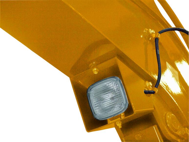 KATO 55 V4 Kurzheckbagger Detail