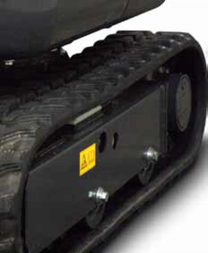 KATO Minibagger VXE 9