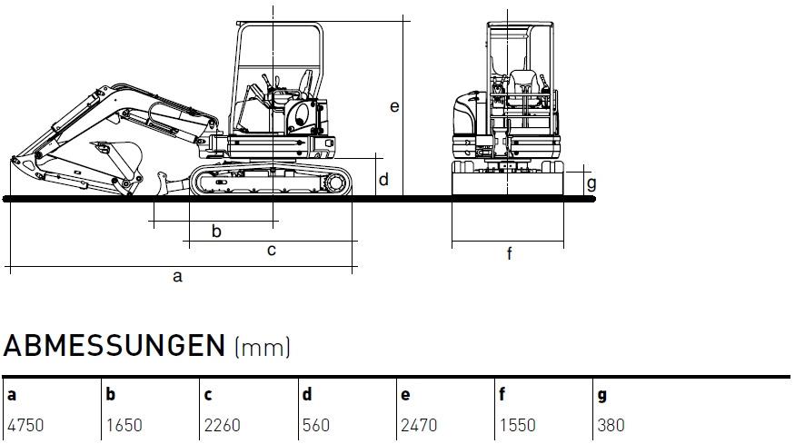 KATO 35 V4 Diagramm