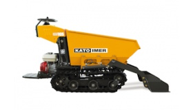KATO Carry 105 Raupendumper mit Kippmulde